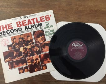 The Beatles Second Album ~ Vinyl LP