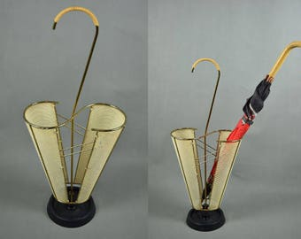 Large vintage umbrella stand | West Germany | 50s