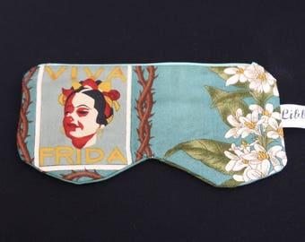 Frida Kahlo Glasses case - Frida Sunglasses case - Spectacles case - Handmade Eyeglass case - Glasses pouch - Sunglasses holder.