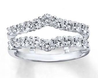 Enhancement wedding rings