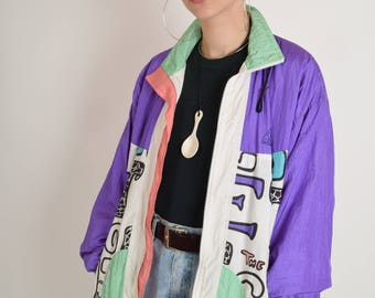 Vintage Jacket Festival Size L (2370)
