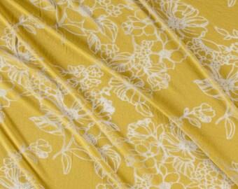 1 Yard Sheer Jersey Knit