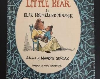 Early Edition of Little Bear by Else Homeland Minarik