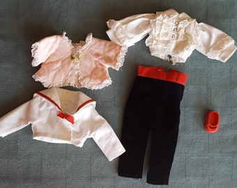 1957 Jill Vogue Doll clothes Outfit 7410 and Others