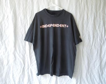 90s Independent Truck Company Skateboard T-Shirt