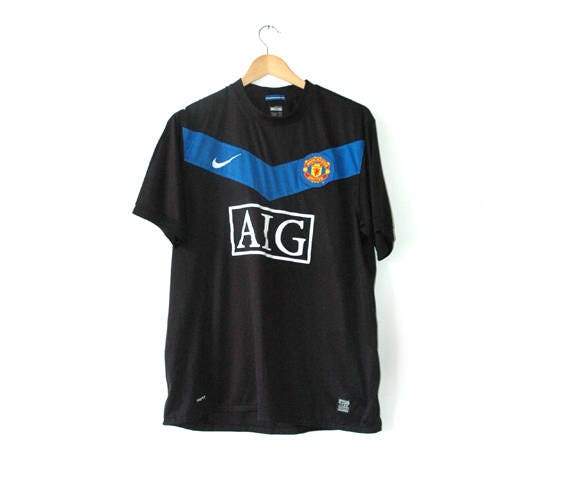 Retro style Away Manchester United