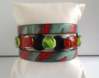 Women 3 rows bracelet