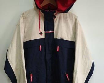 Rare Vintage ellesse Sweater Jacket Hoodie Size S