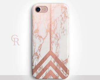 Marble iPhone 6 Case For iPhone 8 iPhone 8 Plus - iPhone X - iPhone 7 Plus - iPhone 6 - iPhone 6S - iPhone SE - Samsung S8 - iPhone 5