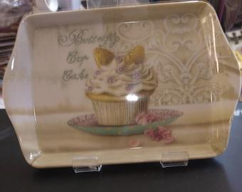 Cupcake Snack Tray