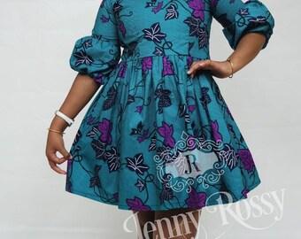 African girls dress Ankara girls dress African dress for girls