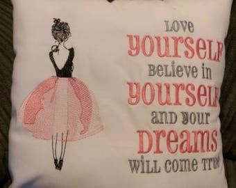 Love Yourself Cushion