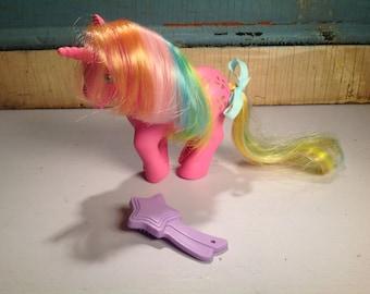 Vintage my little pony G1 Pinwheel