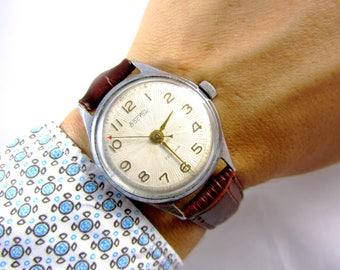 Men's Vintage Watch | Vostok Volna Watch | Soviet Watch | Vostok  Watch | Volna Watch | Wostok Watch | Watch Gift | Gift for Men