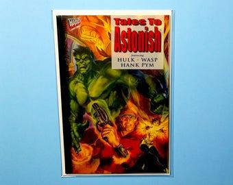Tales To Astonish #1 Featuring The Hulk Comic Book, (Grade NM) High Grade, Marvel Comics Hulk, B3