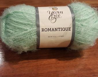 Yarn Bee Romantique Mint