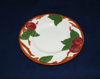 Franciscan (England Backstamp) Apple  6 inch Bread and Butter plate