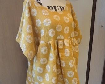 Handmade blouse or top