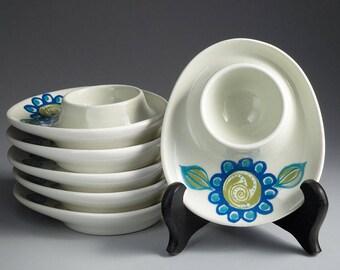 Figgjo Flint - Turi-design: TOR Viking - Egg cups in perfect condition