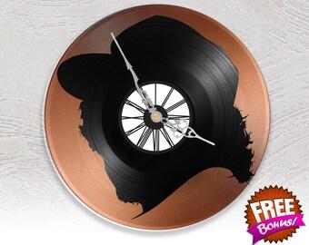 Clock watch wall vinyl Hip hop Eazy-E V2 / / eazy-E Ruthless Records
