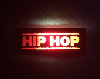 Lightbox Studio Lighting Lamps Ceiling Wall Sconces HIP HOP box light