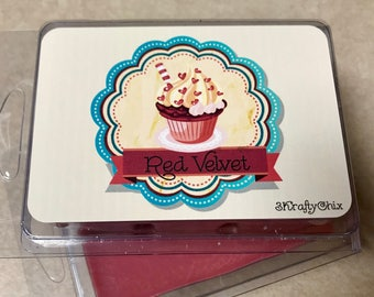Scents of the Season - Red Velvet Cupcake
