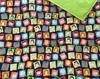Peanuts Gang blanket