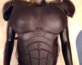 Batman Begins Batsuit