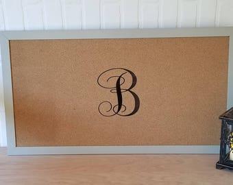 custom size u0026 engraved cork board message board cork bulletin board business logo