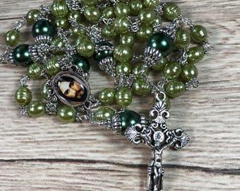 Jesus Handmade Rosary