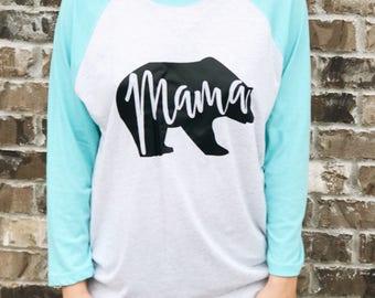 Mama Bear / Mom Shirt