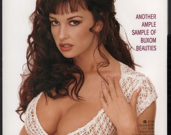 Mature Vintage Playboy Special Edition Mens Girlie Pinup Magazine : Playboy's Playmate Voluptuous Vixens II 1998