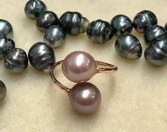Edison Pearl Ring