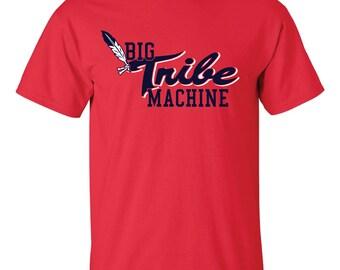 Big Tribe Machine T-Shirt