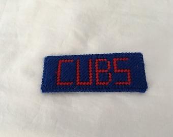 Chicago Cubs  Magnet