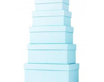 TILDA rectangular boxes