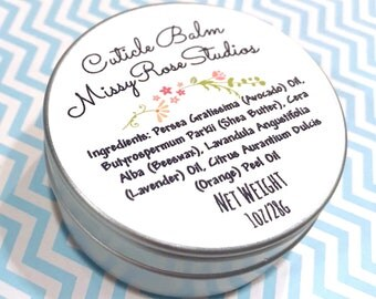 cuticle balm, cuticle cream, beauty products, nail cream, natural beauty, shea butter balm, beeswax balm, hand balm, gifts under 10