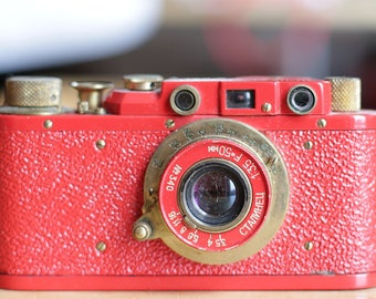 vintage stalinets camera