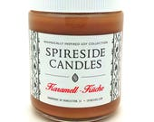 Karamell-Küche Candle - Spireside Candles, Disney Candles, 8 oz Jar