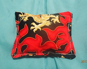 Dragon design pillow