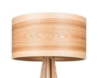 Tripod Floor Lamps, Wooden Floor Lamps, Scandinavian Lighting, Tripod Lamp  Base, Nordic