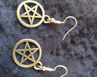 Pentagram five point star