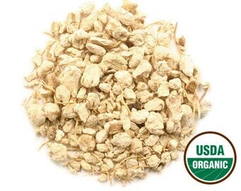 Chinese Wild Yam Root, Organic 1 lb. POUND
