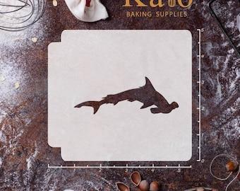 Hammerhead Shark 783-702 Stencil