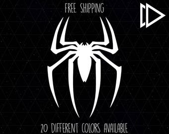 Spiderman Spider Logo Decal