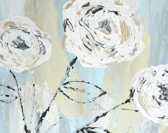 Simplistic Beauty Giclee canvas by Shannon Leigh Art