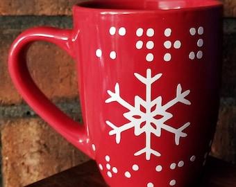 Personalized Christmas Holiday Mug