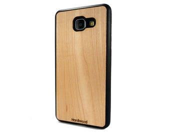 Real Wood Natural Cherry Samsung Galaxy A3/A5/A7 (2015/2016/2017) case | Galaxy A3/A5/A7 wood case | Galaxy A3/A5/A7 wood cover