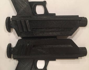 Star Wars Clone Blaster Pistols (Set of 2)