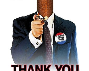 Back to School Sale: Thank You for Smoking Movie POSTER (2005) Dramedy